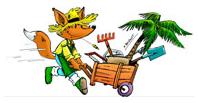 Pierr'eau le Jardinier Logo